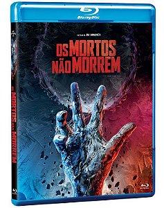 Blu-Ray Os Mortos Não Morrem - Jim Jarmusch (Exclusivo ABRAMF)