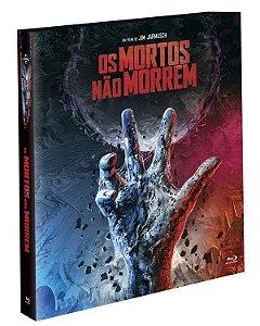 Blu-Ray Os Mortos Não Morrem - Jim Jarmusch (Exclusivo LUVA ABRAMF)