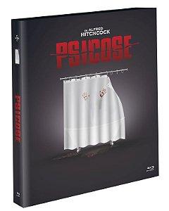 Blu-Ray Psicose - Alfred Hitchcock (Exclusivo LUVA ABRAMF)
