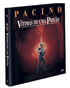 Blu-ray Vitimas De Uma Paixão - AL Pacino (LUVA)