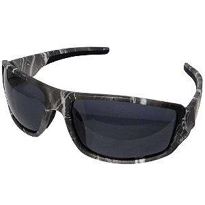 Óculos de Sol Polarizado Yara Dark Vision 01351 - Camo 1 - Lente Smoke