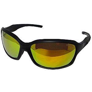 Óculos Polarizado St-9977 L/ Brown Orange Revo