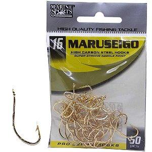 Anzol Marine Sports Maruseigo Gold n. 16 com 50
