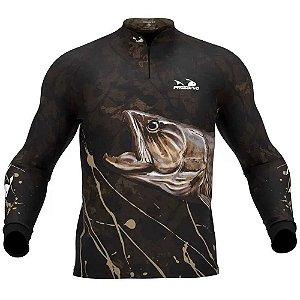 Camiseta de Pesca Presa Viva Traira 04 - XG