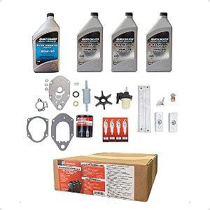 Kit completo revisão Motor Popa Mercury 40-60 HP 300 horas
