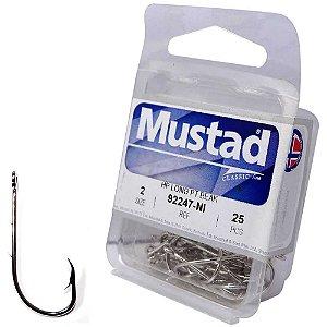Anzol Mustad 92247 - 2 com 25