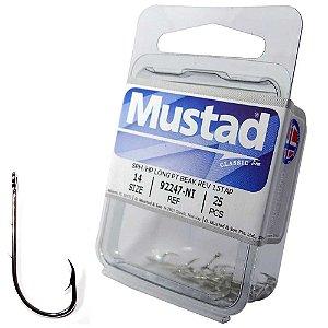 Anzol Mustad 92247 - 14 com 25