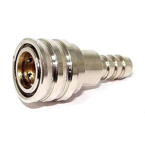 Conector fêmea Tohatsu - Mercury lado motor MM1593 CNM 011