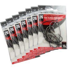 105 Anzol Marine Sports Super Maruseigo Black n. 26