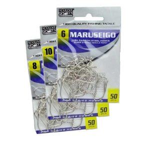 150 Anzol Marine Sports Maruseigo Nickel - 06,08,10