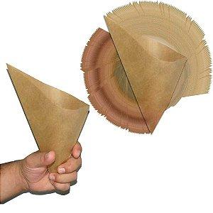 150 Copos de papel para pesca de Piaparas Ecológico