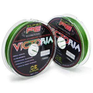 200m Linha multifilamento Victoria 0,50mm 65lb 29,5kg