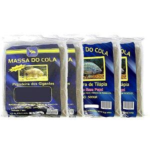 2kg Massa Do Cola para pesca Tilápia e Tamba