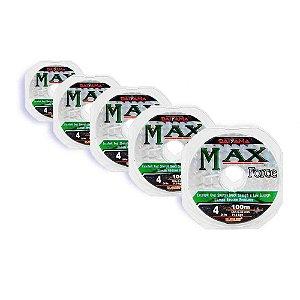 500m Linha Maruri Max Force Nylon 0,70mm