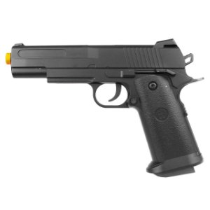 Airsoft Pistola Vg 1911-v18 Metal Mola 6mm 25207625