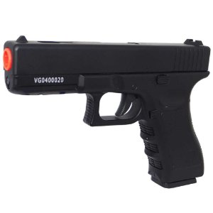 Airsoft Pistola Vg Gk-v20 Metal Mola 6mm 25207626