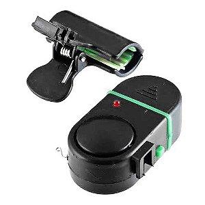 Alarme sonoro e visual Lamazon para varas de pesca mod. HBL-02