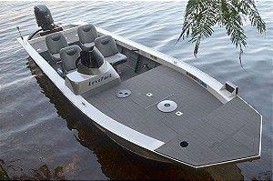 Barco Levefort Apolus Freestyle - Versões 550/600/600S casco a partir de R$ 22.508,00