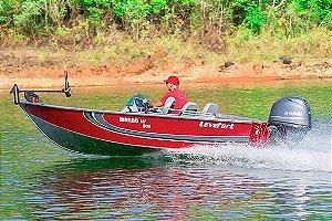 Barco Levefort Malibú Sport - Versões 16 e 17 pés casco a partir de R$ 35.212,00
