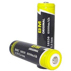 Bateria B-max 6800mah Brc Modelo 16850 3,7v Li-ion