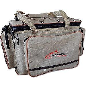 Bolsa de Pesca Martinelli Pro-Team G - Cor: bege