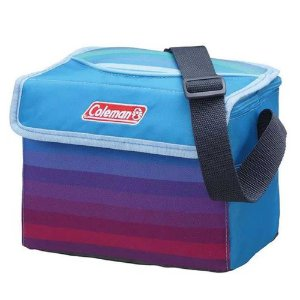 Bolsa Térmica Coleman Soft 9 litros Azul Celeste