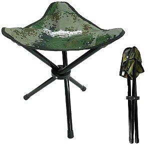 Cadeira Marine Sports XD-31 Banco Dobrável Pesca Camping