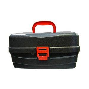 Caixa HI 3 bandejas preto cx-3bj-p