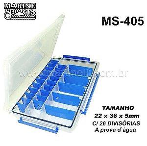 Caixa Marine Sports 405