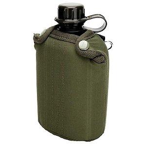 Cantil Plástico Nautika 0,9L Verde c/ capa
