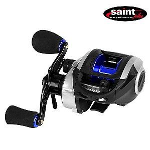 Carretilha Saint Accept Blue H 10 rolamentos - Direita