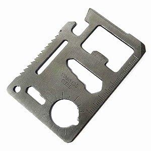 Cartão Canivete multi-ferramentas