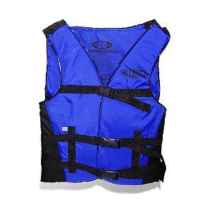 Colete Ativa Canoa 50 kg azul - auxiliar de flutuação