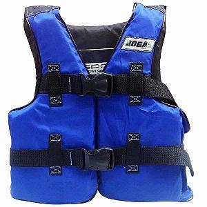 Colete Salva Vidas C5 Sport P até 35 Kg Azul - Homologado Classe 5