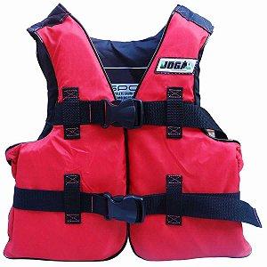 Colete Salva Vidas C5 Sport P até 35 Kg vermelho - Homologado Classe 5