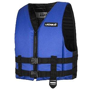 Colete Salva-vidas Wave 70Kg - Joga azul