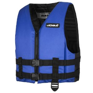 Colete Salva-vidas Wave 90Kg - Joga Azul