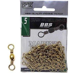Girador Cartela Marine Sports BBS Gold nº 5 com 50