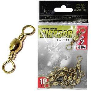 Girador Maruri Gold 02 c/ 10 un.
