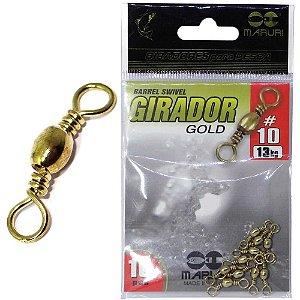 Girador Maruri Gold 10 c/ 10 un.