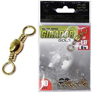 Girador Maruri Gold 18 c/ 10 un.