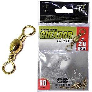 Girador Maruri Gold 20 c/ 10 un.