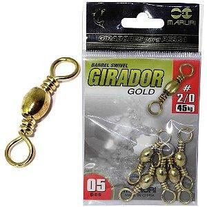 Girador Maruri Gold 2/0 c/ 5 un.