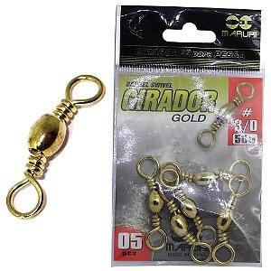 Girador Maruri Gold 3/0 c/ 5 un.
