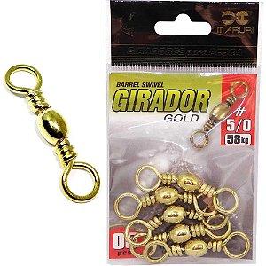 Girador Maruri Gold 5/0 c/ 5 un.