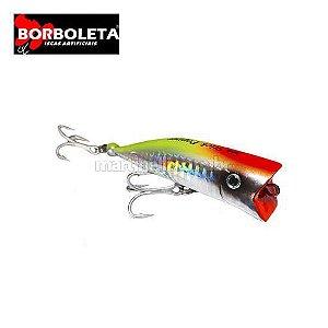 Isca artificial Borboleta Stick Popper Cor: 15H