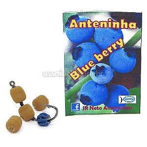 Isca artificial JR Neto Anteninha Blue Berry