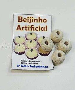 Isca artificial JR Neto Miçanga Revestidas Beijinho