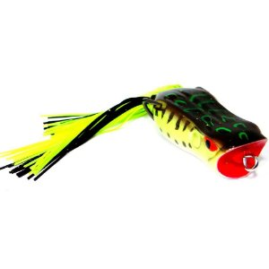 Isca artificial Marine Sports Popper Frog 55 Cor 184 (sapinho)