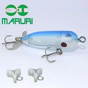 Isca artificial Maruri Torpedo 70 Cor: 12